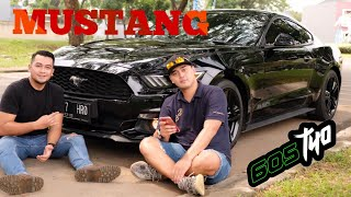 Video FULL REVIEW & test drive MUSTANG 2.3 ECOBOOST #dual carvlog Indo MP3, 3GP, MP4, WEBM, AVI, FLV Desember 2018