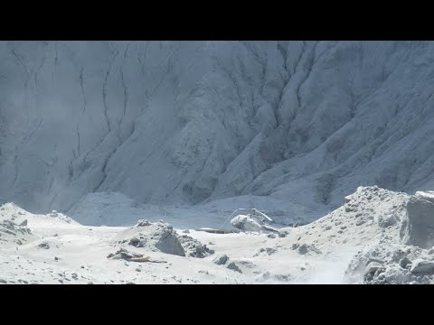 Video - Νέα Ζηλανδία : Η ιστορία του νησιού με το φονικό ηφαίστειο