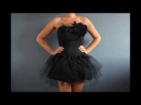 costume Black Swan facile et rapide