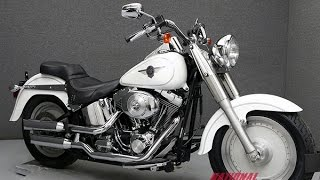 10. 2004  HARLEY DAVIDSON  FLSTF FAT BOY - National Powersports Distributors