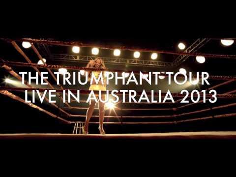 Mariah Carey Live In Australia 2013 - The Triumphant Tour