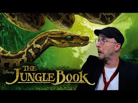 The Jungle Book (2016) - Nostalgia Critic
