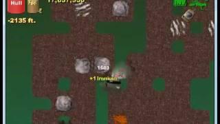 Timelapse 046 - Motherload Goldium 3 at octuple speed