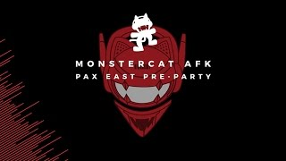 Monstercat is coming to Boston during the highly anticipated PAX East convention with a MASSIVE Pre-Party presented by our friends MCProHosting!As a part of Monstercat's AFK (Away From Keyboard) event series, internationally touring artists Drezo, Unlike Pluto, Robotaki as well as a very special guest are coming to throw down a high octane show giving fans a chance to get their adrenaline pumping along side some of electronic music's most sought after names.🔥 Monstercat AFK is ready to take PAX East by storm, so unplug with Monstercat and turn up! #AreYouAFK---Event Link - http://monster.cat/PAXEast2017Tickets here - http://monster.cat/AFK-PAXEAST-TIX---🎟 15% off General Admission tickets for PAX East Badge holders with discount code AreYouAFK15 (must bring physical badge to event if you have used this discount code)---MonstercatTwitter: https://twitter.com/MonstercatInstagram: https://www.instagram.com/monstercatYouTube: https://www.youtube.com/MonstercatSoundcloud: https://soundcloud.com/monstercatSpotify: https://play.spotify.com/user/monstercatmediaTwitch: https://www.twitch.tv/monstercatDrezoTwitter/Instagram: @DrezomusicSoundcloud: https://soundcloud.com/drezomusicSpotify: https://open.spotify.com/artist/5uiDE9y1o7EEyDbNBo6vl9Unlike PlutoTwitter/Instagram:@unlikeplutoSoundcloud: https://soundcloud.com/unlikeplutoSpotify: https://open.spotify.com/artist/4zjO8Jhi2pciJJzd8Q6rgaRobotakiTwitter/Instagram:@robotakiSoundcloud: https://open.spotify.com/artist/5ar4zFgUQG1RsH8nhmjOeMSpotify: https://soundcloud.com/robotaki