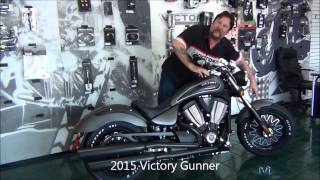 7. All new 2015 Victory Gunner at Victory of Mesa
