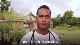 We hit the streets of Yap, part of the Federated States of Micronesia, to ask Micronesians for their ideas on what's possible for the ...