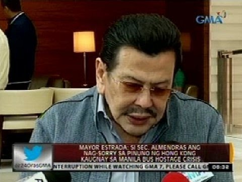 SEC - 24 Oras is GMA Network's flagship newscast, anchored by Mike Enriquez and Mel Tiangco. It airs on GMA-7 Mondays to Fridays at 6:30 PM (PHL Time) and on weekends at 5:30 PM. For more videos...