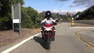 8. 2011 Honda CBR250R | Preview