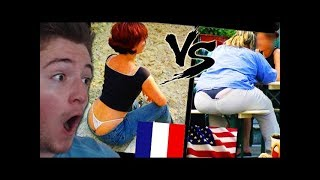 Video FRANCE VS USA : LE CLASH ! #TwitterFrVsTwitterUs MP3, 3GP, MP4, WEBM, AVI, FLV Oktober 2017