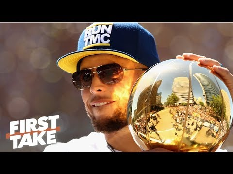 Video: The Rockets are threatening the Warriors' chances to three-peat – Max Kellerman | First Take