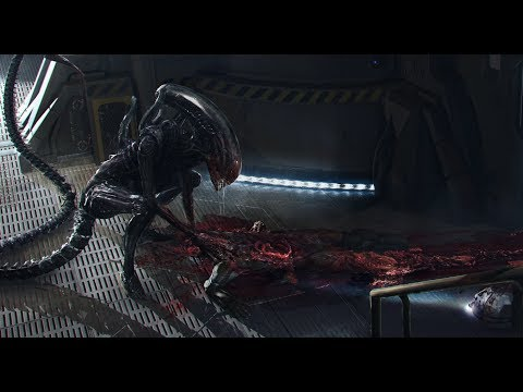 Alien Covenant All Death Scenes in Digital HD