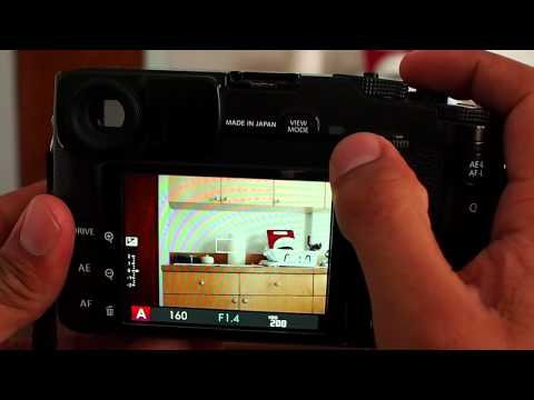 Auto-Focus Speed – Fujifilm X Pro 1 against the Olympus OM-D E-M5