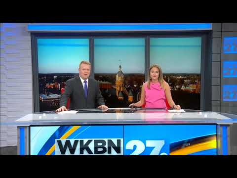 WKBN 27 First News at 6pm open (10-15-19)