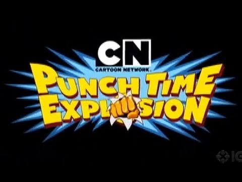 preview-Cartoon Network Punch Time Explosion Trailer (IGN)