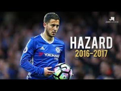 Eden Hazard - Sublime Dribbling Skills & Goals 2016/2017