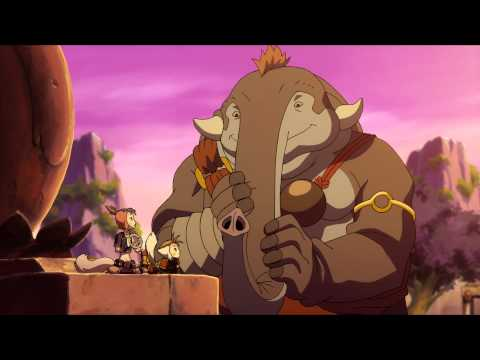 ThunderCats Episode 10 Sight Beyond Sight Preview Clip 2