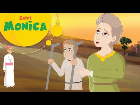 Story of Saint Monica of Hippo | Stories of Saints | Episode 74