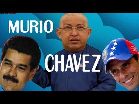 MURIÓ HUGO CHAVEZ - canción // HUGO CHAVEZ DIED - song  (eng/spa subtitles)