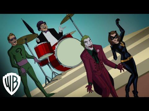 1966 影集版《蝙蝠俠》動畫化!