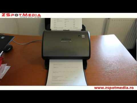 Prezentare video ArtixScan DI 3130C