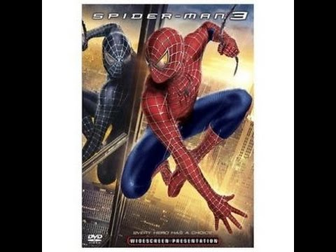 Opening To Spider-Man 3 2007 DVD
