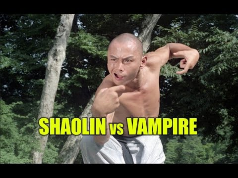Wu Tang Collection - Shaolin vs Vampire