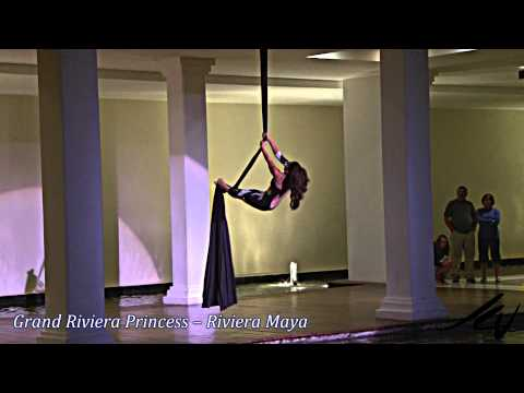 Grand Riviera Princess -- Riviera Maya - YouTube HD