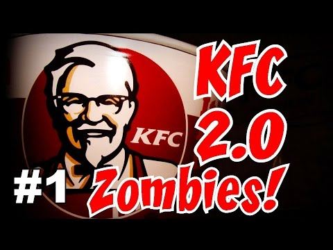 kfc zombies 2.0 - call of duty world at war