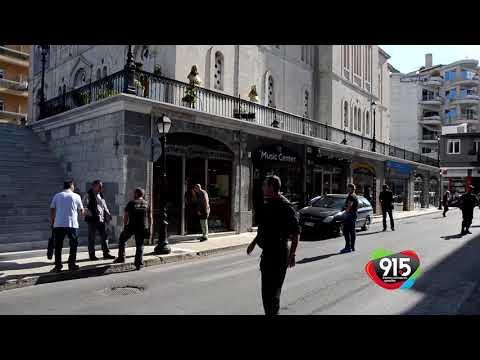 Video - Σε εξέλιξη οι έρευνες για την ληστεία της Τρίπολης