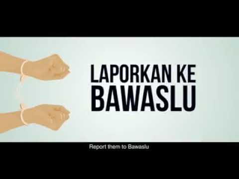 Lapor ke BAWASLU
