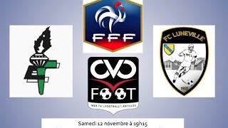 Luneville France  City new picture : Le Club Franciscain - FC Luneville