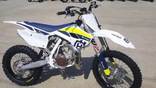 7. 2017 Husqvarna TC 85 Overview and Review
