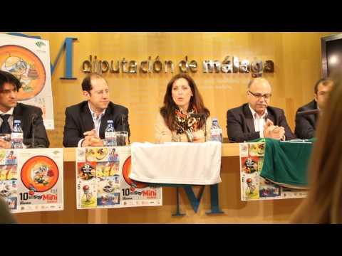 La diputada de Cultura y Deportes, Marina Bravo, presenta el X Torneo All Star de Minibasket