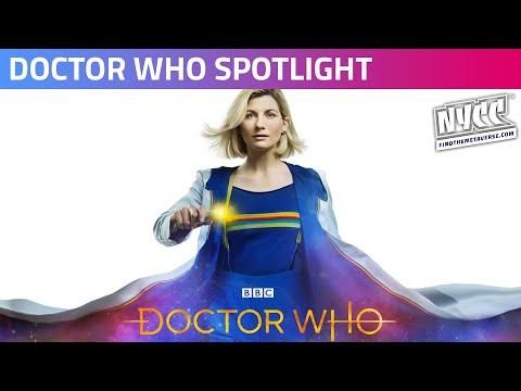 Doctor Who Spotlight with Jodie Whittaker, Mandip Gill & Bradley Walsh | BBC America