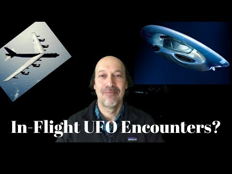 Pentagon Disclosure and Secret Aircraft-UFO Encounters