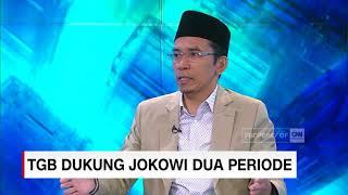 Video TGB Dukung Jokowi 2 Periode, Ini Alasannya! MP3, 3GP, MP4, WEBM, AVI, FLV September 2018