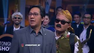 Video Sedang Live, Andre & Sule Nyasar ke Studio Tonight Show MP3, 3GP, MP4, WEBM, AVI, FLV Maret 2018