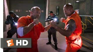 The Fate of the Furious (2017) - Prison Escape Scene (3/10) | Movieclips