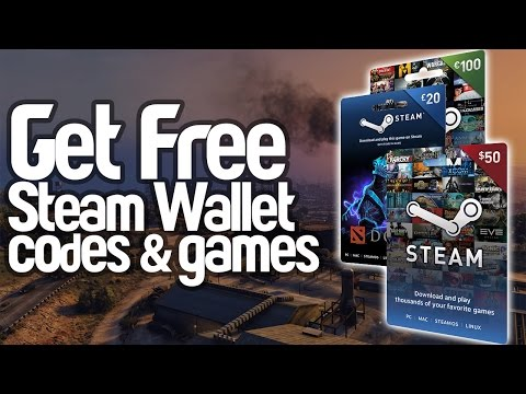 Video How To Get Free Steam Games & Steam Wallet Codes ''Legal'' (Working 2017 New Method) download in MP3, 3GP, MP4, WEBM, AVI, FLV January 2017