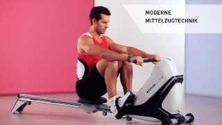 Jetzt kaufen: http://dank-gmbh.de/fitnessshop/Kettler-Rudergeraet-Coach-E Kettler Rudergerät Coach E