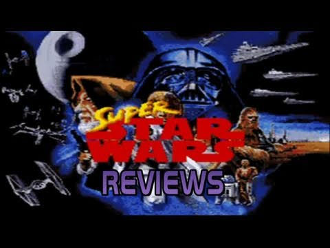 preview-Game Knights TV - Super Star Wars (Snes/Wii) Reviews (Kwings)
