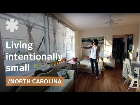 small home - Nicole Alvarez grew up in a typical American suburban neighborhood: spacious homes, large yards, and not walkable to town. Then she began her architecture ed...