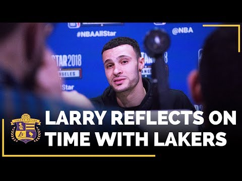 Video: NBA All-Stars 2018: Larry Nance Jr. Reflects On Time With Lakers, Playing In Cleveland