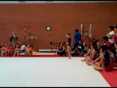 Watch video Síndrome de Down: Gimnasia Artística, Veracruz Mex. Bibi 8 años