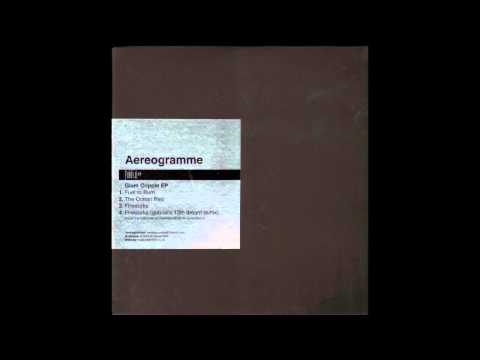 Aereogramme - The Ocean Red