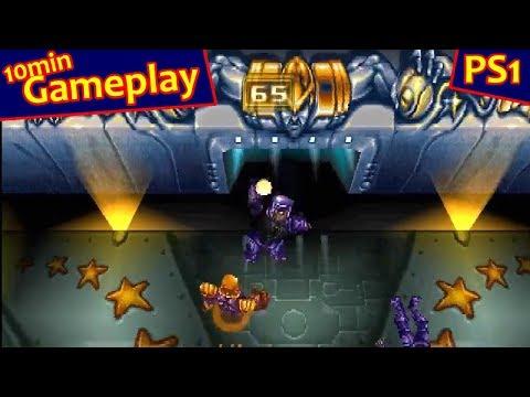 Speedball 2100 sur playstation 1