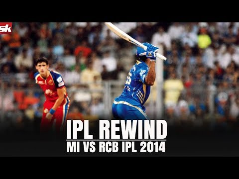 Video IPL Rewind : MI vs RCB IPL 2014 | IPL 2018 | Sportskeeda download in MP3, 3GP, MP4, WEBM, AVI, FLV January 2017