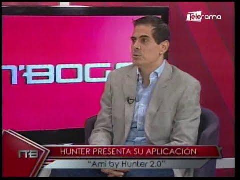 Hunter presenta su aplicación Ami by Hunter 2.0
