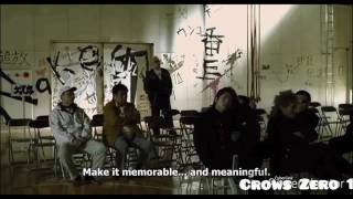Video Crows Zero I - Gengi Takia vs Tamao Seridzawa MP3, 3GP, MP4, WEBM, AVI, FLV September 2018