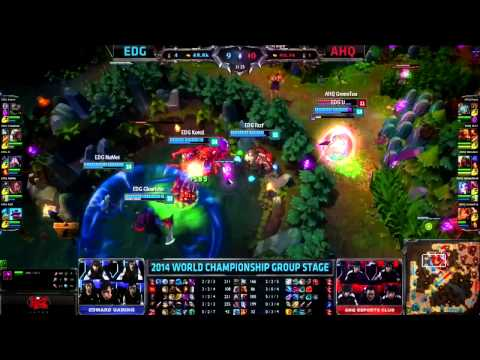 Top Plays from Worlds 2014